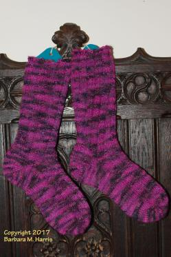 S-01 - Finished Socks-wp